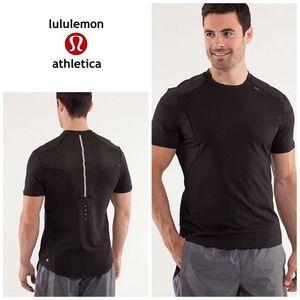Men's lululemon light as air tech t shirt